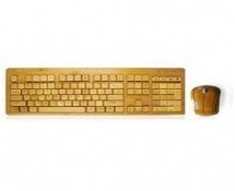 Bamboo Wirelesskeyboard & Mouse