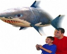 Remote Control Inflatable Flying Shark