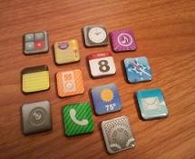 Smart Phone App Magnets