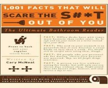 1,001 Facts that Will Scare the St Out of You The Ultimate Bathroom Reader