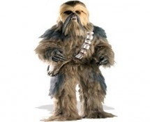 Adult's Collector's Supreme Chewbacca Costume