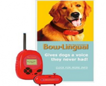 Bow Lingual Dog Bark Translator