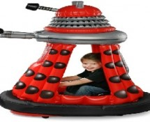 Doctor Who Ride-in Dalek