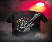Electronic Guitar Shirt