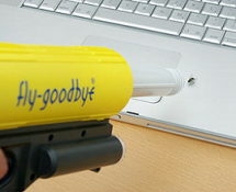 Fly-Goodbye Bug Vacuum Gun