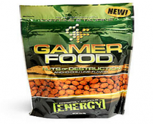 Gamer Food Caffeinated Energy Snacks