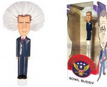 George Bush Toilet Scrubber