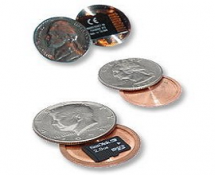 Hollow Spy Coins