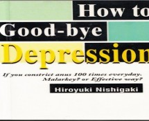 How to say good bye to depression