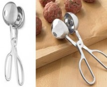 Meatball Tongs