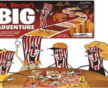 Mr. Bacon&#039;s Big Adventure Board Game