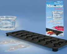Mustache Ice Cube Tray - 8 Slots