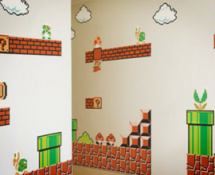 Nintendo Wall Graphics
