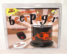 Remote Controlled Beer Pager