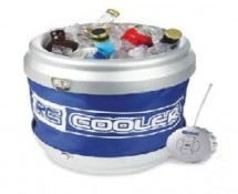 Remote Controlled Beverage Cooler
