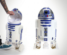 Star Wars R2-D2 Wastebasket