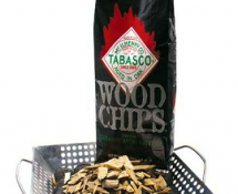 Tabasco Wood Chips