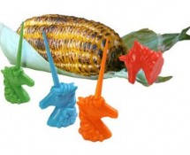 Unicorn Horn Corn Holders