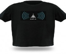 Wi-Fi Detector Shirt