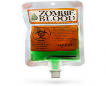 Zombie Blood Caffeinated Energy Potion