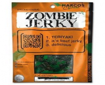 Zombie Jerky