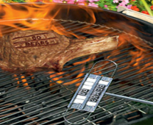 Meat Mark-It Personalized Steak Branding Iron