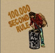 100,000 Second Rule T-Shirt