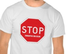 Stop Collaborate and Listen - T-Shirt